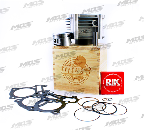 High Performance BIG BORE cylinder kit – 58 5mm (155cc
