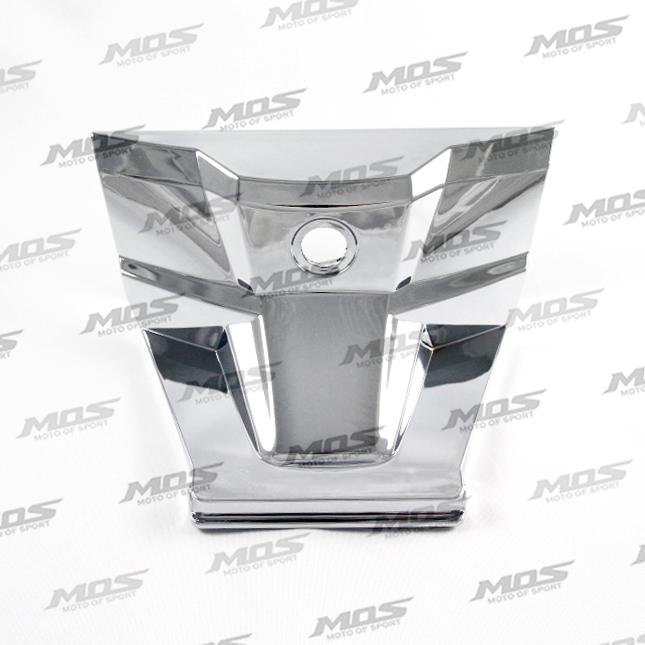 Chrome Fuel Tank Cap for Honda Zoomer-X 110 (Ruckus-X 110) - MOS