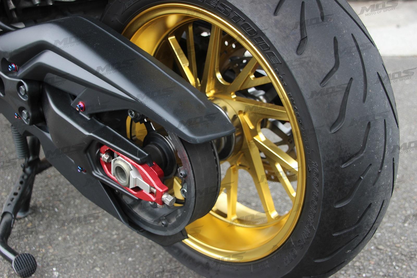 Forged Rim Wheel TF-10 (Pair) for Yamaha T-MAX 530 (2012 ...