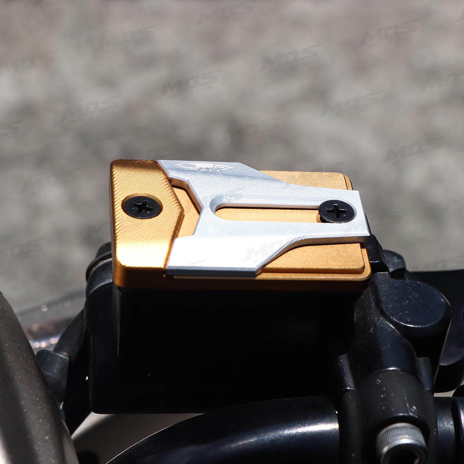 CNC Scooter Camera Holder for Yamaha Zuma 125 / BWS 125 (09