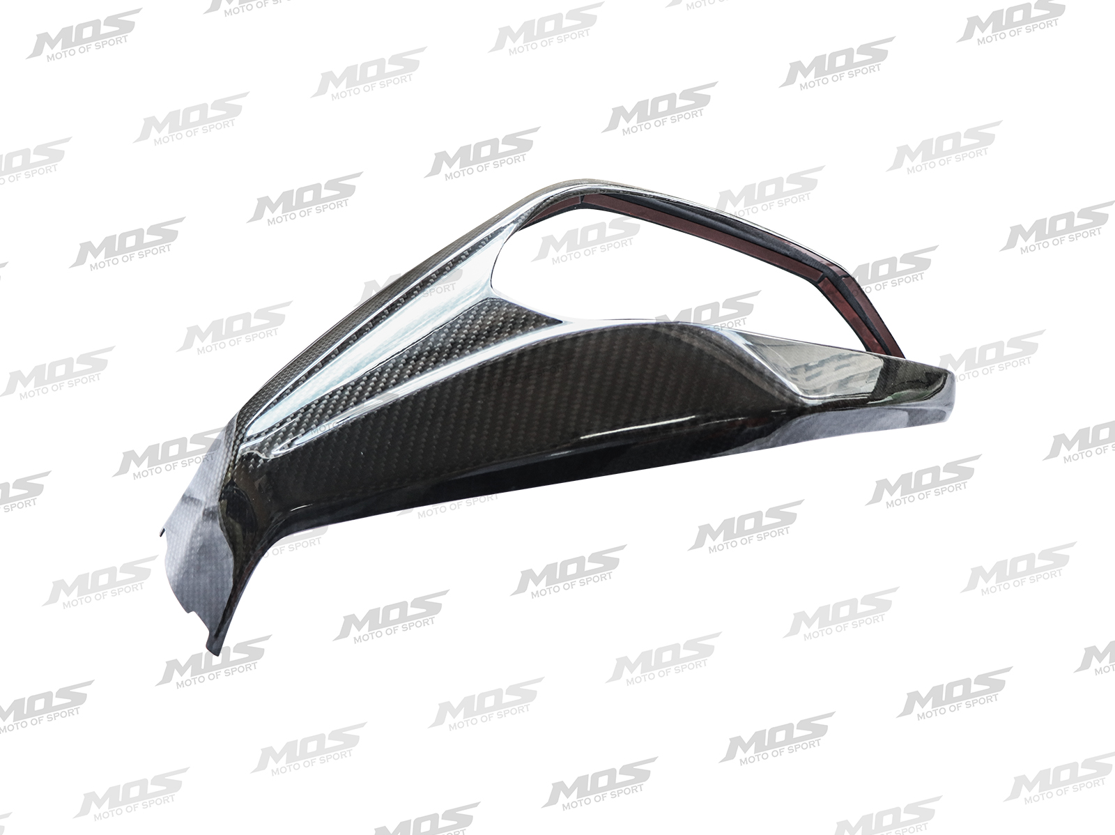 New Carbon Fiber Fuel Tank Cover Set for Yamaha MT-15 / M-Slaz / Xabre  EQ56