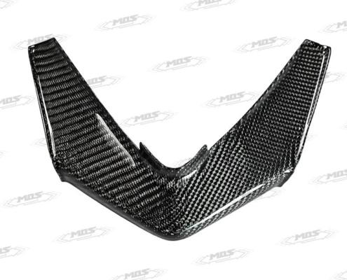 SYM-DRG 碳纖維前下巴飾蓋