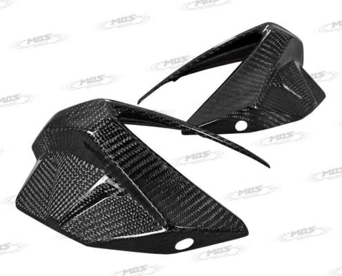 GSX-S150碳纖維車頭左右飾蓋、GSX-S150Headlamp Trim Covers