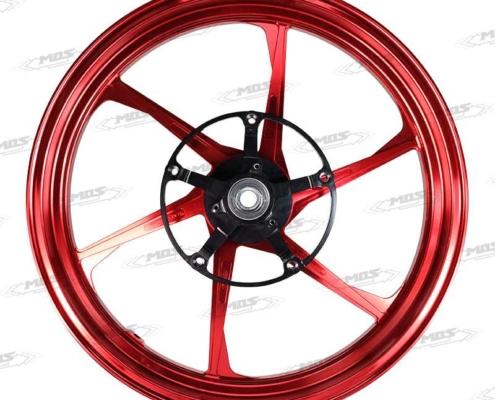 Ninja400、Z400 鍛造輪框、Forged Aluminum Alloy Wheels Set for Kawasaki Ninja400/Z400 ABS