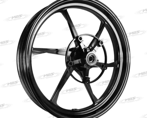 Ninja400、Z400-鍛造輪框、FORGED ALUMINUM ALLOY WHEELS SET FOR KAWASAKI NINJA400/Z400 ABS、KAWASAKI NINJA400 /Z400 2018-2020 鍛造アルミホイール 前後セット (6スポーク)
