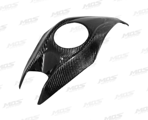 Carbon Fiber Fuel Tank Central Panel for Kawasaki Z1000 2014-2020 Z1000R 2017-2020、Kawasaki Z1000(14-16)碳纖維油箱蓋、