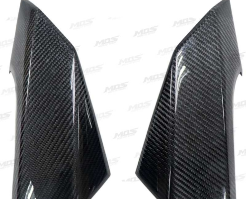 YAMAHA-NMAX 碳纖維方向燈左右側蓋、Carbon Fiber Front Turning Lights Upper Covers for Yamaha NMAX 125/155