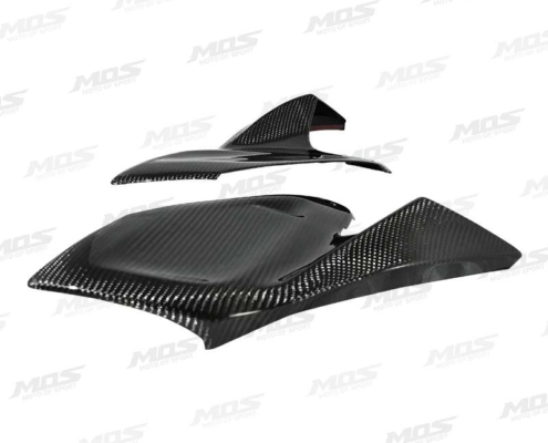 Carbon Fiber Fuel Tank Front Side Covers for Kawasaki Z1000 2014-2020 Z1000R 2017-2020、Z1000(14-16碳纖維)油箱左右側蓋、