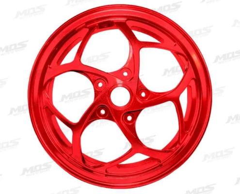 Vespa gts300鍛造輪框-紅