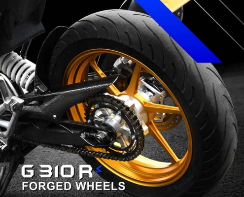 Forged Aluminum Alloy Wheel Rim Set for Bmw G310R